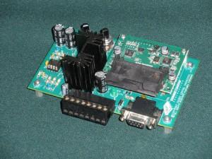 Serial DMR Amp