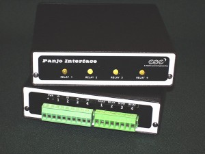 relay panjo interface